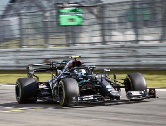 Bottas marcó la pole y Hamilton va por otro récord en la Fórmula 1