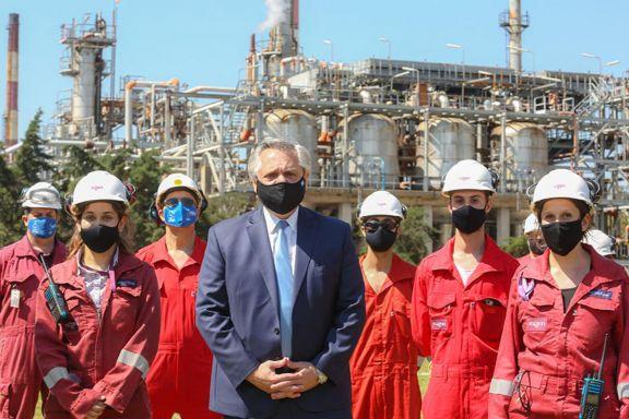 El Presidente anunciará nuevo plan de estímulo a la producción de gas natural