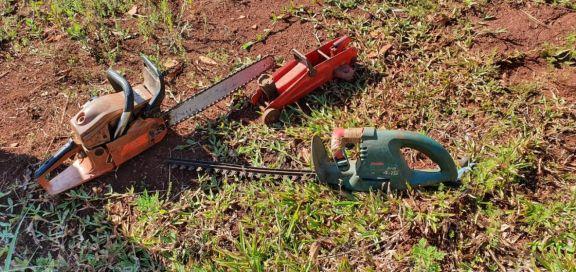 Se recuperaron objetos que fueron robados en Santiago de Liniers