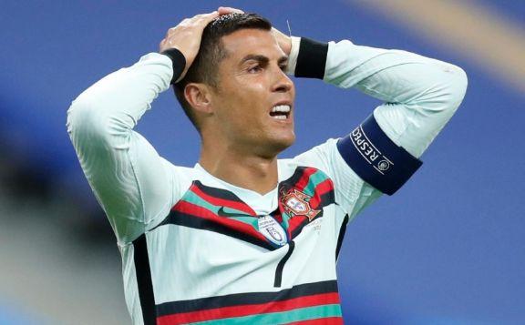 Cristiano Ronaldo tiene coronavirus y quedó relegado de la selección portuguesa