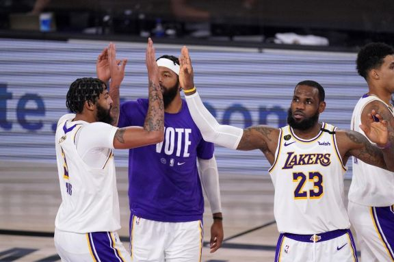 Los Angeles Lakers son campeones e igualaron la marca de Boston Celtics