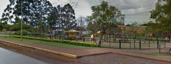 Proponen que los niños jueguen por turnos en el parque infantil de Campo Grande