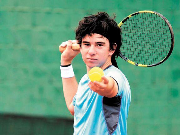 Ezequiel Monferrer no pudo hacer pie  en singles y quedó eliminado en Turquía