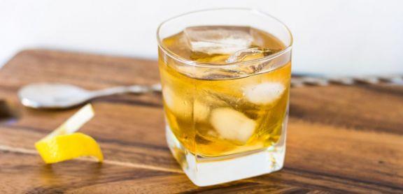 Rusty Nail, un dulce y aromático cocktail recomendado para este fin de semana