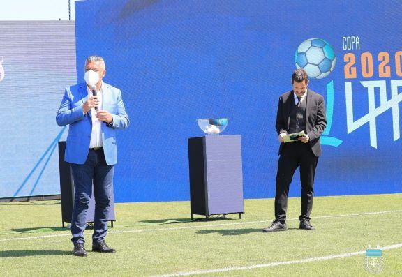 Con el recuerdo del Lobo, la Copa de la Liga 2020 definió zonas y los equipos de cada una