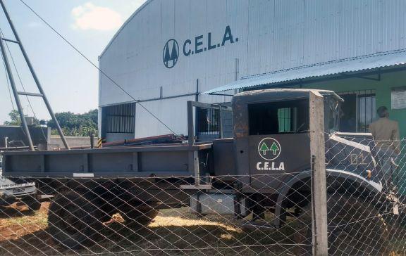 Inauguraron sede de CELA en Cerro Azul