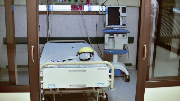 El leve aumento de internaciones no tensa el sistema sanitario. Foto: M. Rodríguez