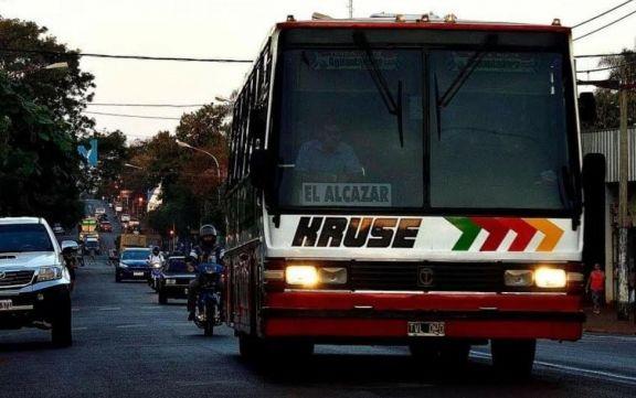 Montecarlo: empresa ultima detalles para servicio de transporte