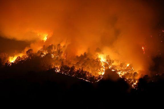 """Donald Trump declaró """"estado de desastre"""" en California por los incendios"""