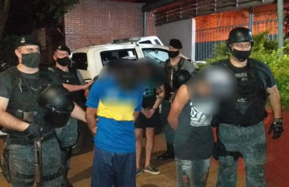 Joven fue herida con arma de fuego tras desorden en chacra 159 de Posadas