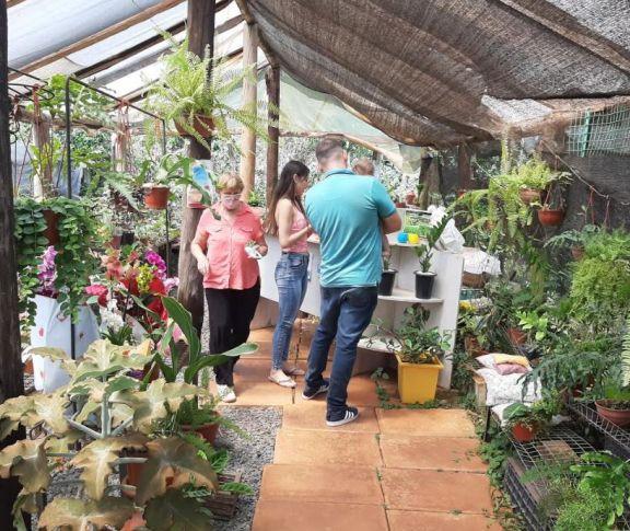 Montecarlo: viveros, fueron los más visitados para compras por el Día de la Madre