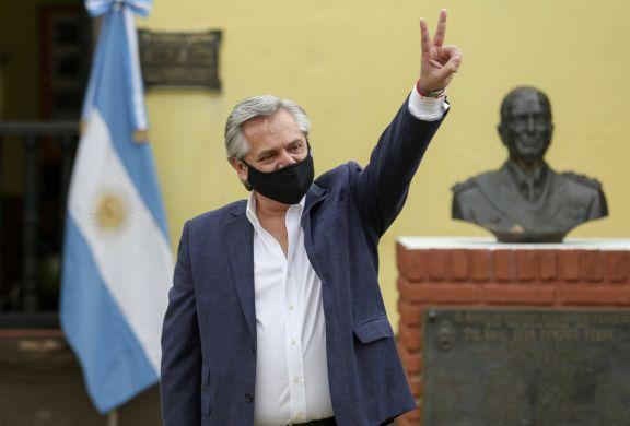 Acto por el día de la Lealtad Peronista