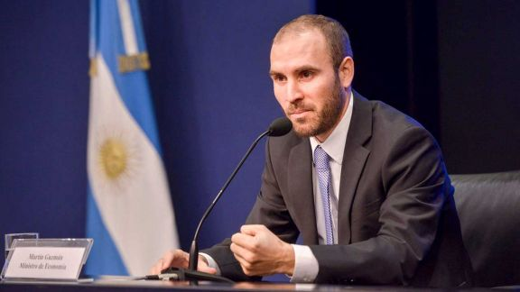 Martín Guzmán dio detalles  de los alcances del proyecto