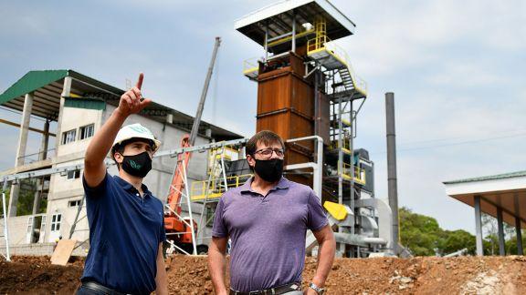 Biomasa, la mejor opción para contribuir al tendido energético