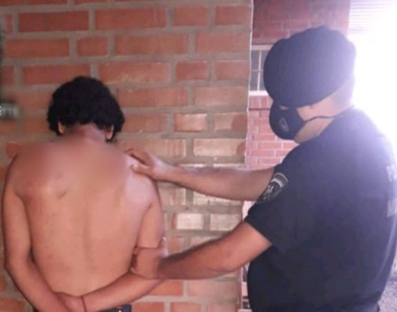Resguardaron a una mujer y detuvieron a su hijo por violencia familiar