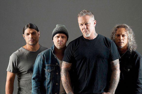 El whisky añejado de Metallica