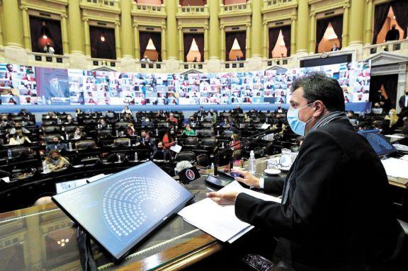 Diputados dará el primer paso para sancionar el presupuesto