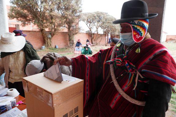 Sin conteo previo en Bolivia, se demorará el resultado electoral
