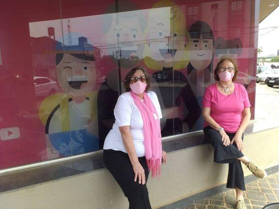 Lalcec organiza actividades por el Día Mundial Contra el Cáncer de mama