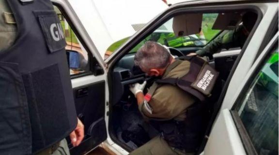 Declararon la rebeldía de un condenado por tráfico de drogas y ordenaron su captura