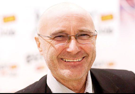 Phil Collins quiere desalojar a su ex