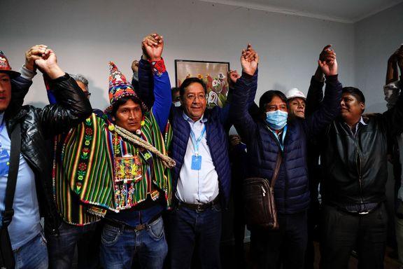 Bolivia: Arce tomará las riendas de un país polarizado y en crisis