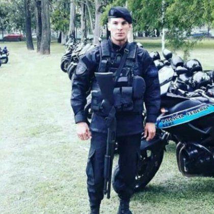 Se entregó el acusado de matar a policía en San Martín