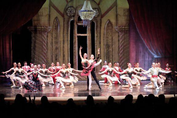 El Ballet del Parque celebra sus 15 años con una noche de gala