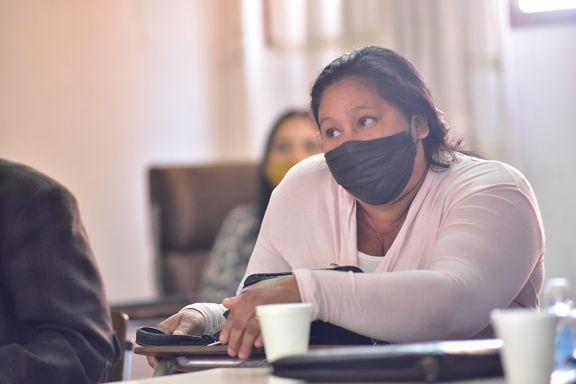 El juicio a María Ovando llega a su fin en medio de fuertes controversias