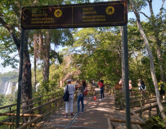 Ya se pueden solicitar turnos para visitar Cataratas este fin de semana