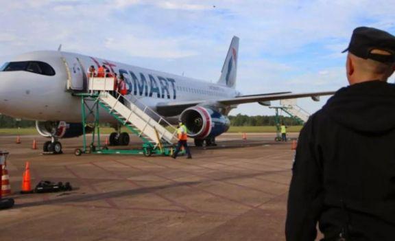 JetSmart es la primera low cost que vuelve a Iguazú