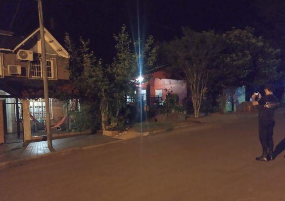 San Vicente: fue atacado con un cuchillo en una pelea y está grave