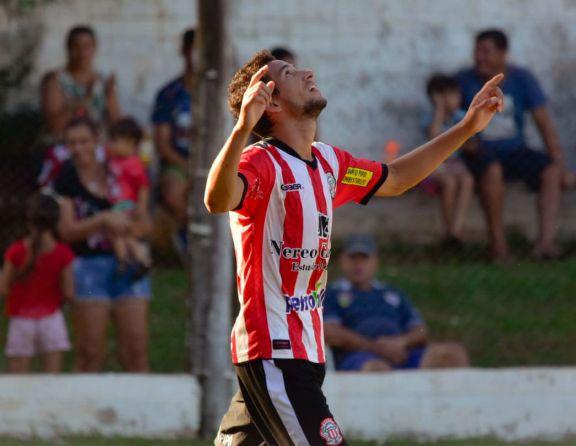 Juniors Alegre se convirtió en el segundo refuerzo de Guaraní