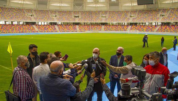 La Selección podría jugar en Santiago del Estero