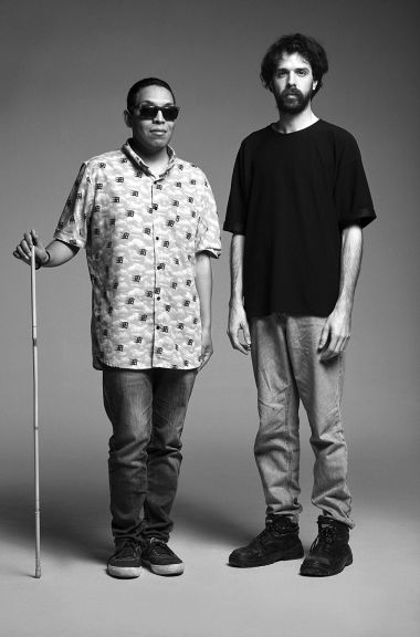 Vivencias de un ciego  al conocer Cataratas,  eje de un documental