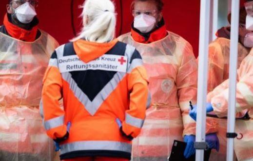 Alemania marca un récord de más de 11.000 contagios de Covid-19 en un día
