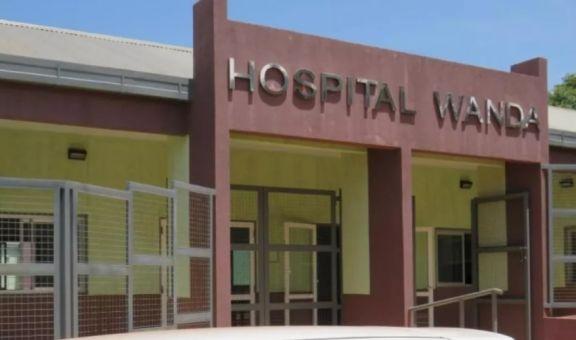 Wanda blindó el barrio Lourdes y casi todos los trabajadores del hospital fueron aislados