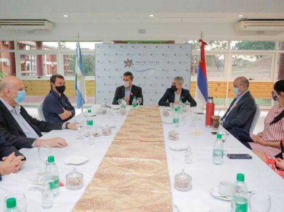 Nación daría prioridad a municipios de Misiones más afectados por asimetrías