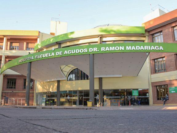 Detuvieron por una denuncia de abuso a un médico del Madariaga