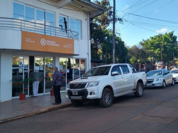 Iguazú: cierran preventivamente oficina de Energía de Misiones por caso positivo de Covid-19