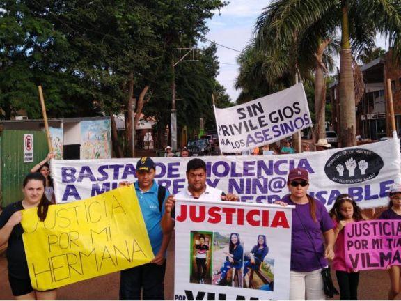 Iguazú: al cumplirse un año del asesinato de Vilma marcharán para exigir justicia