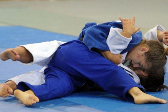 Paula Pareto se quedó con la medalla de plata en el Grand Slam de Budapest