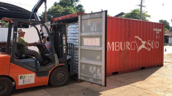 Hallan al menos siete cadáveres en contenedor paraguayo que vino de Serbia