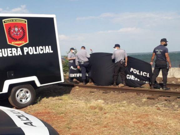 Hallaron a un hombre sin vida a orillas del río Paraná en Posadas