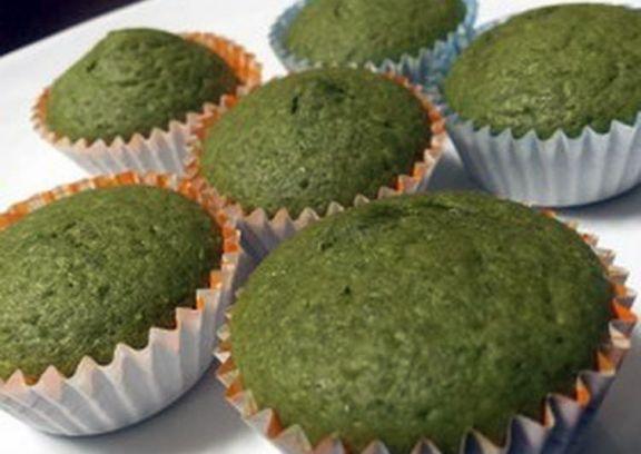 Receta de viernes: cupcake de yerba mate