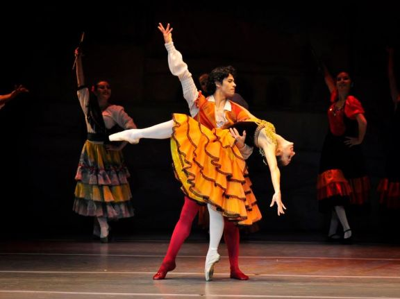 Esta noche, Gala por los 15 años del Ballet del Parque
