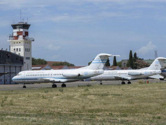 El Gobierno rechazó la reapertura del aeropuerto de El Palomar