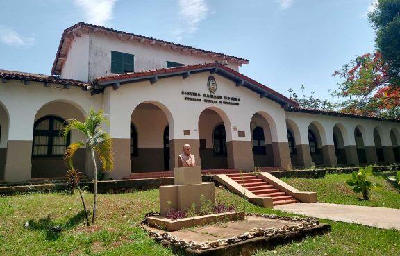 El edificio que fue la segunda casa de cientos de iguazuenses