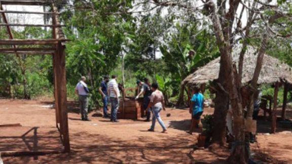 Investigan la muerte de un hombre en Fortín Mbororé