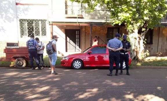 La Policía clausuró una fiesta clandestina